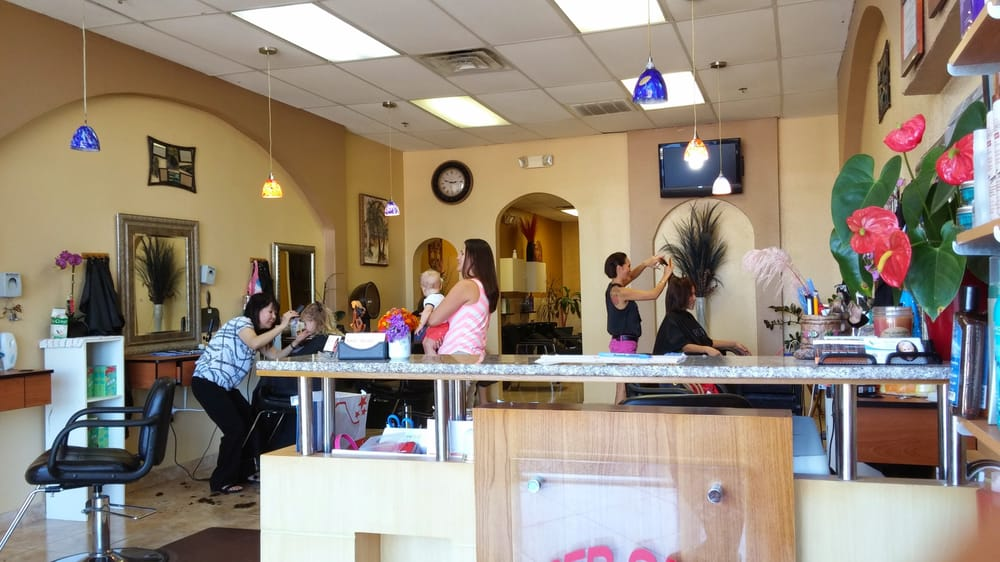 Red Oak Salon: 109 E Ovilla Rd, Red Oak, TX