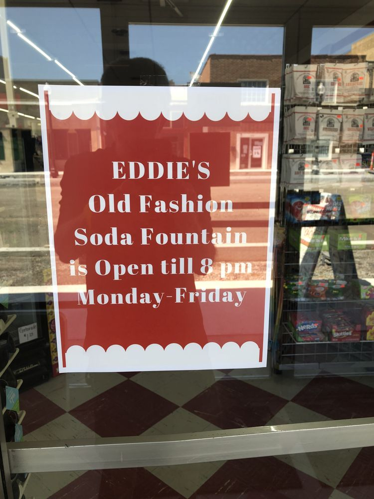 Eddie's Five And Dime: 504 Commercial St, Atchison, KS