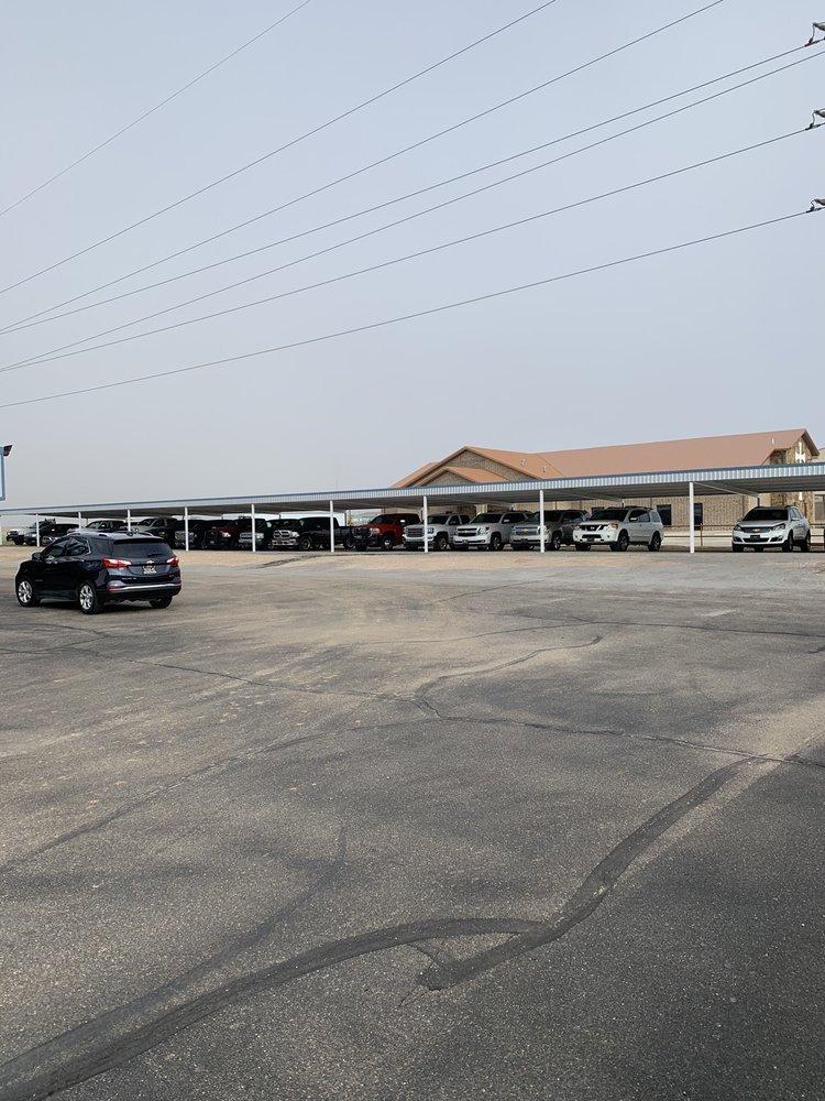 Ware Chevrolet Buick: 7795 US Hwy 83, Wheeler, TX