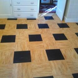 Photo Of Frick Flooring And Installation Oakland Ca United States Marmoleum Tile