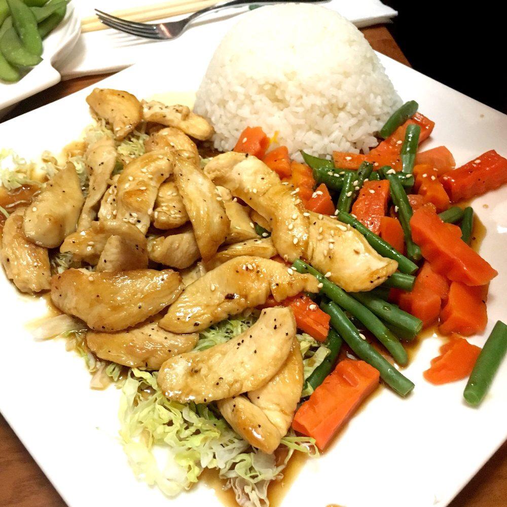 Food from Osaka Restaurant