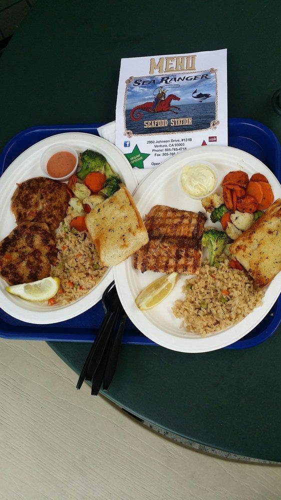 Seafood Restaurants Near Ventura Ca