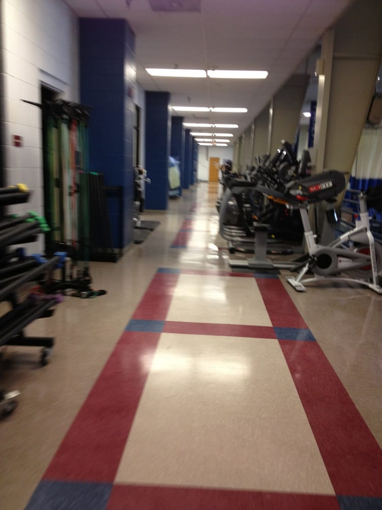 Mercy Fitness Center: 7600 Dallas St, Fort Smith, AR