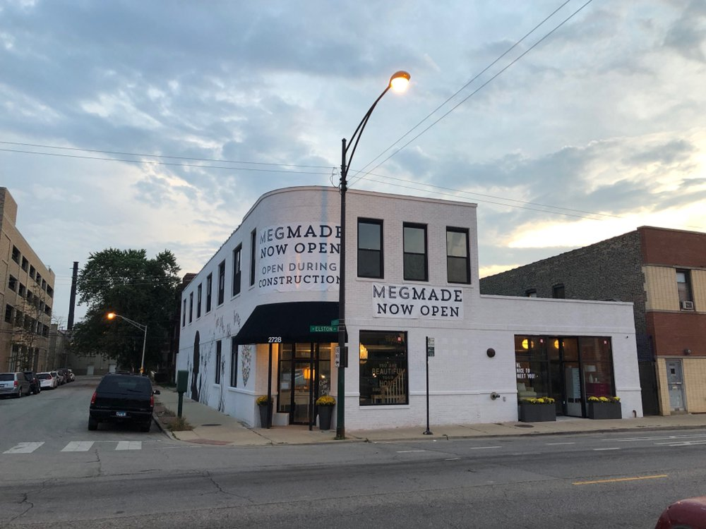 MegMade: 2728 N Elston Ave, Chicago, IL