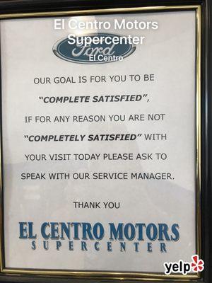 El Centro Motors >> El Centro Motors Supercenter 1520 Ford Dr El Centro Ca Auto