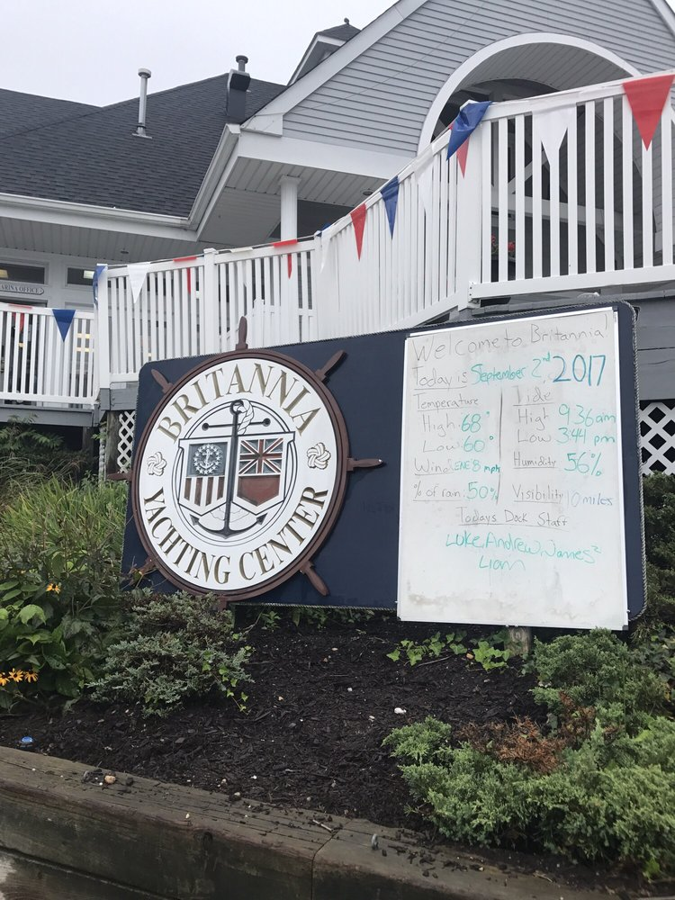 Britannia Yachting Center: 81 Fort Salonga Rd, Northport, NY