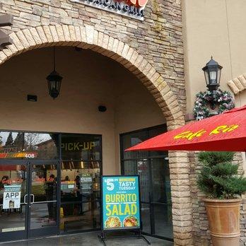 Cafe Rio Fair Oaks Ca