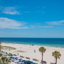 Photo Of Seaside Amelia Inn Fernandina Beach Fl United States Beachfront View