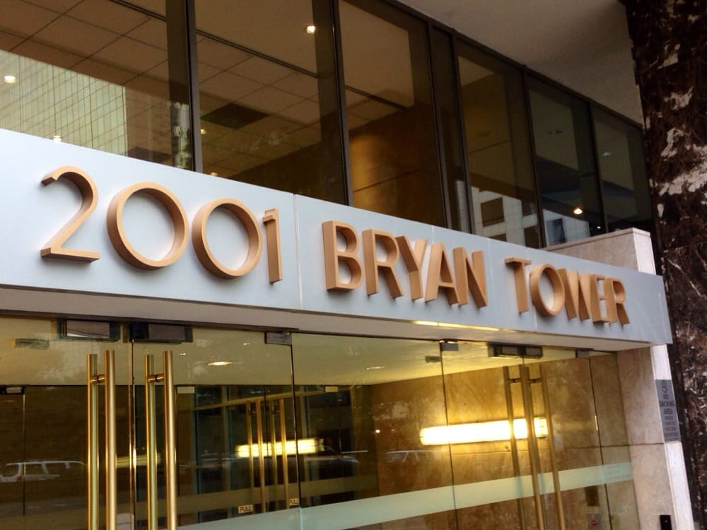 Bryan Tower: 2001 Bryan St, Dallas, TX