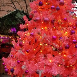Pinker Weihnachtsmarkt.Rosa Weihnacht 24 Fotos 13 Beitrage Weihnachtsmarkt