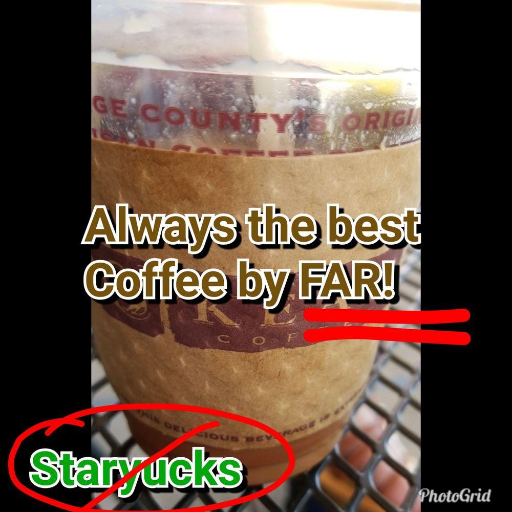Kean Coffee