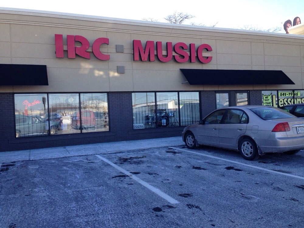 IRC Music: 5911 E 82nd St, Indianapolis, IN