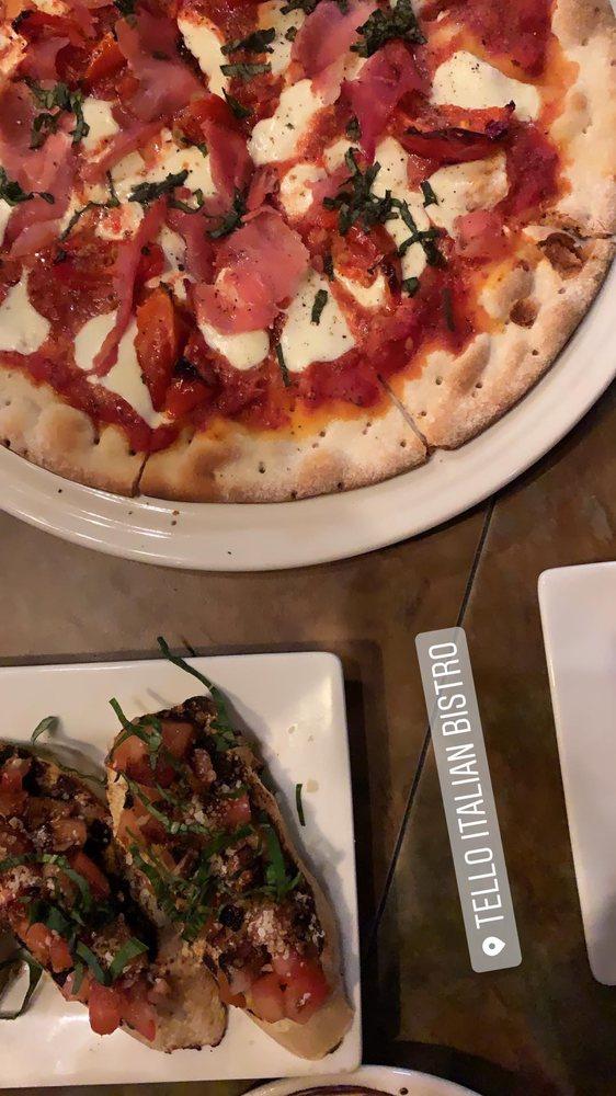 Tello Italian Bistro: 524 Phoenix St, South Haven, MI