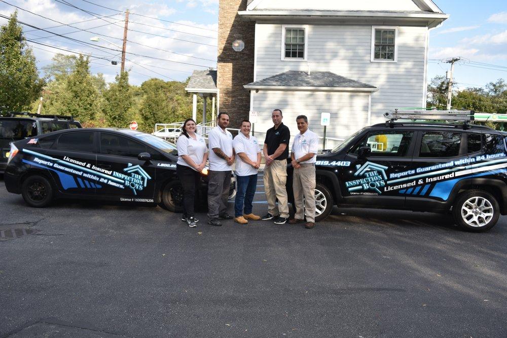 The Inspection Boys: 44 Foxboro Ave, Farmingville, NY