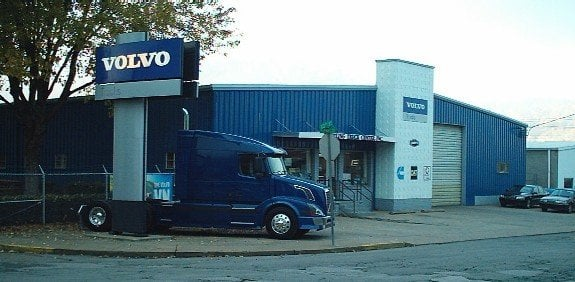 Wheeling Truck Center