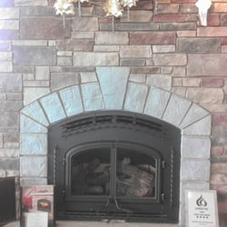 Fireplace Showcase - Interior Design - 775 Fall River Ave, Seekonk ...