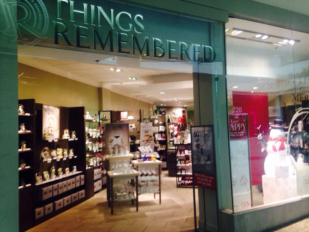 things remembered 12 reviews gift shops redondo beach redondo beach ca united states. Black Bedroom Furniture Sets. Home Design Ideas
