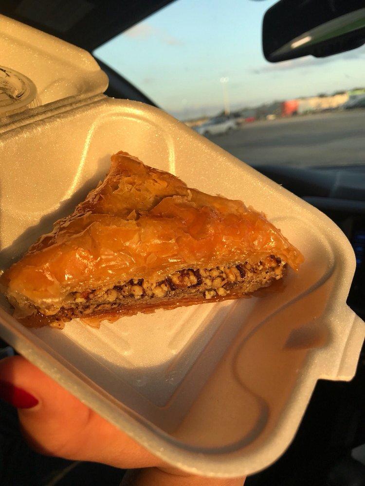 Athenos Greek Lebanese Cafe Menu