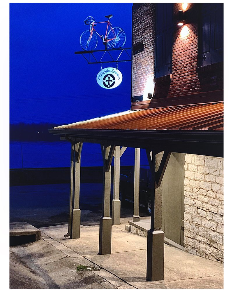 st. nicholas landmark: 111 Ferry St, Chester, IL