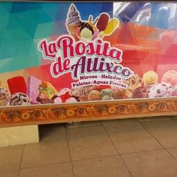 La Rosita Ice Cream Frozen Yogurt Av Independencia 107