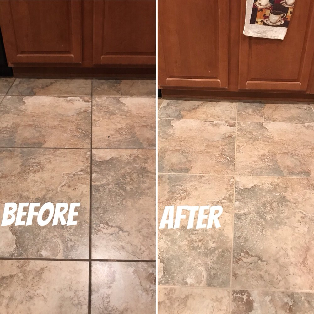 Porcelain Tile Cleaning Yelp