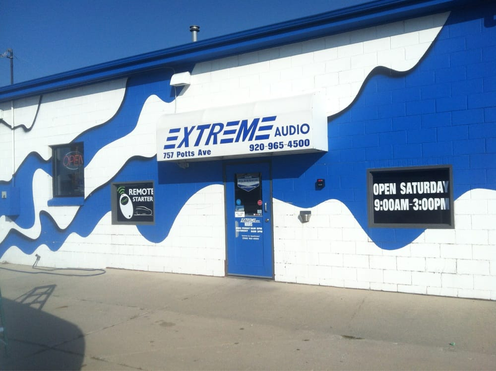 Extreme Audio: 757 Potts Ave, Green Bay, WI