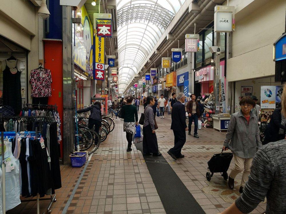 武蔵小山商店街 Palm