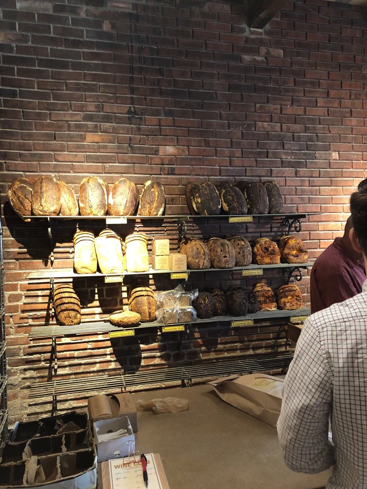 Fervere Retail Bakery