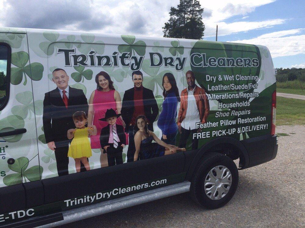 Trinity Dry Cleaners: 1011 W Eads Pkwy, Lawrenceburg, IN