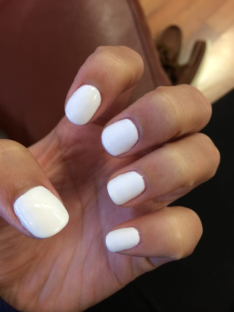 Photo Of Lavender Nail Spa San Bruno Ca United States White Gel