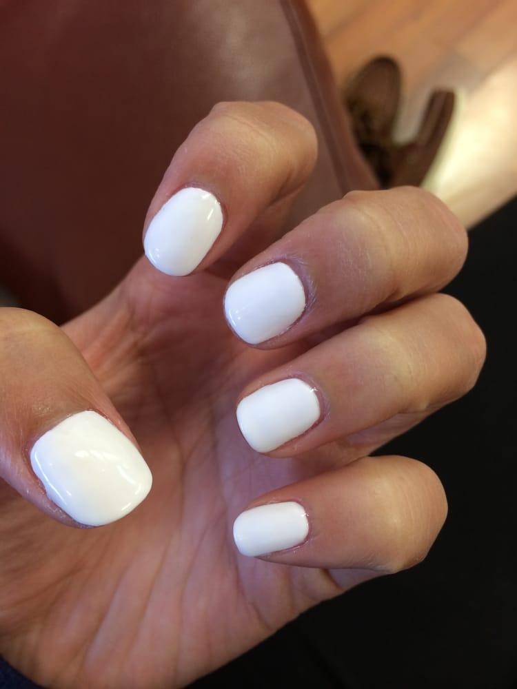 White Gel Nails Joy Studio Design Gallery Best Design