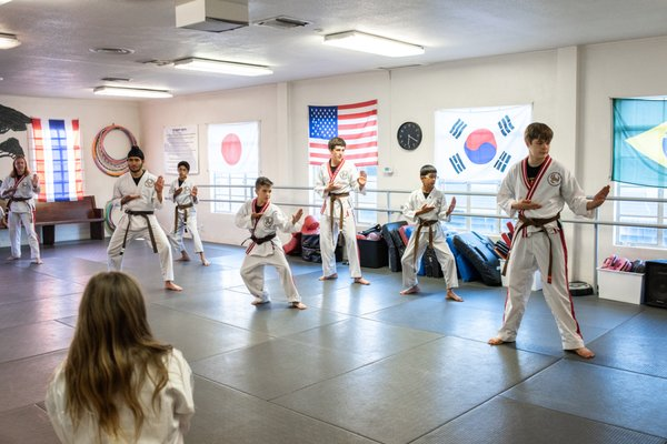 Martial Arts on the Move