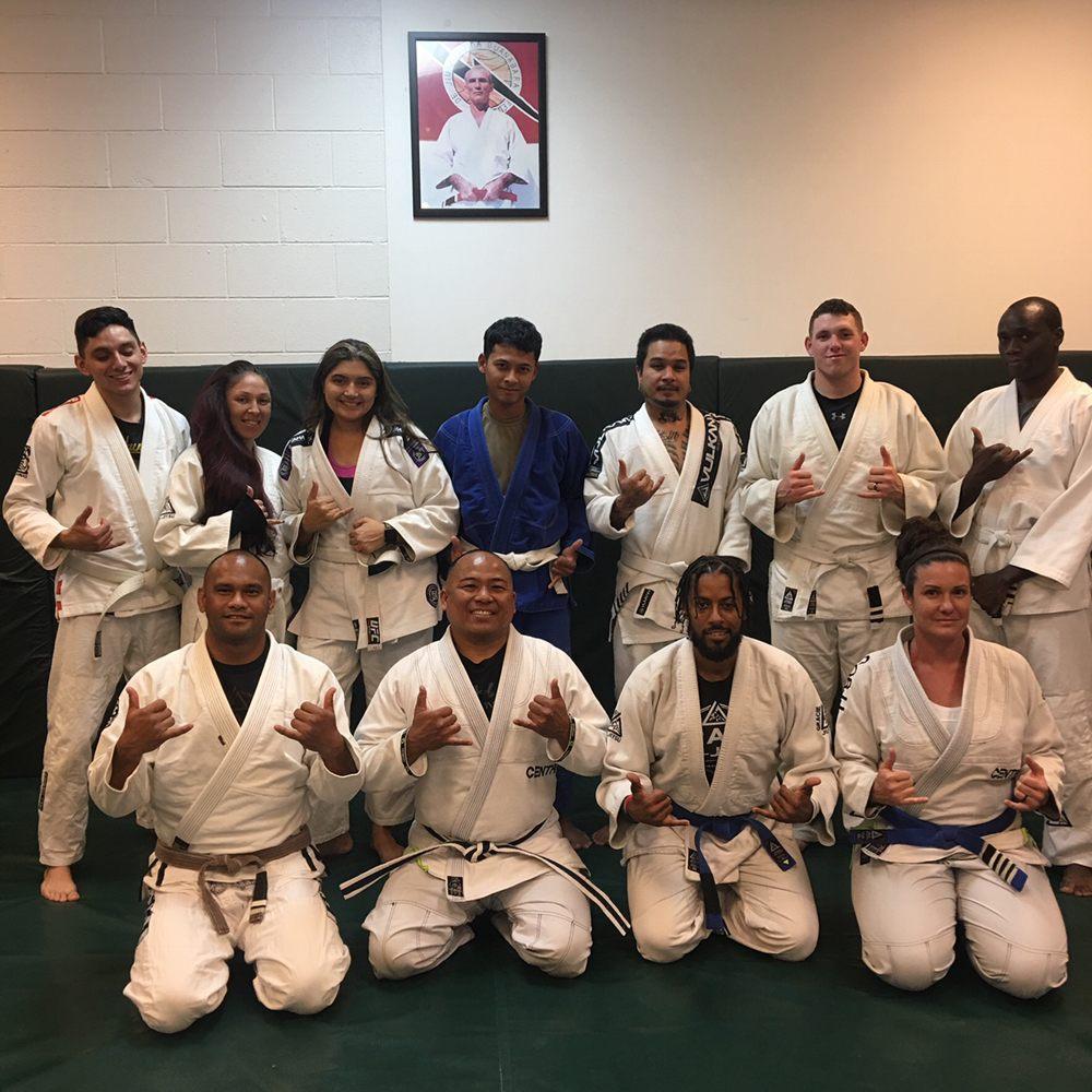 Central Oahu Brazilian Jiu-Jitsu