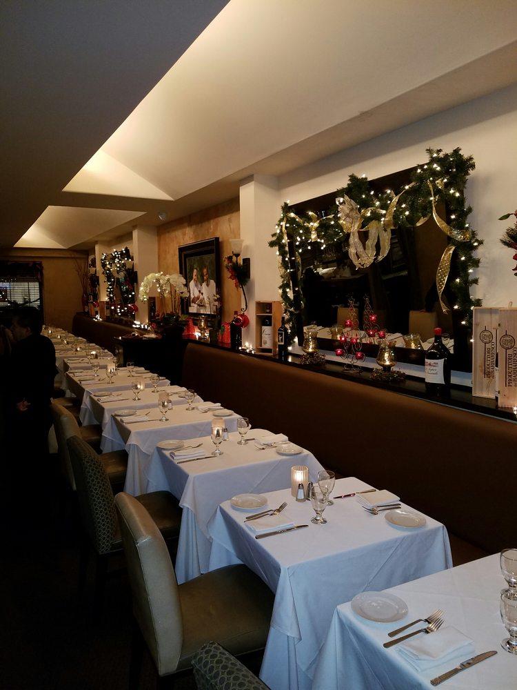 Panzanella Restaurant Sherman Oaks Ca