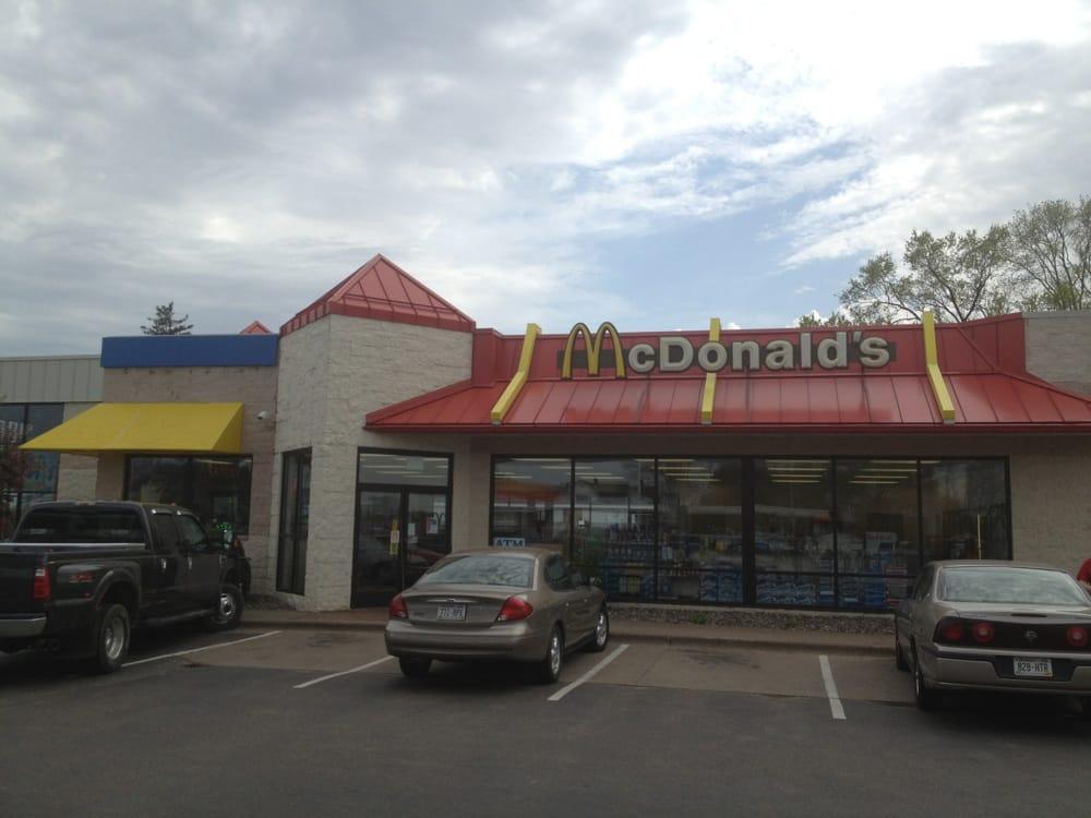 McDonald's: 120 W Alona Ln, Lancaster, WI