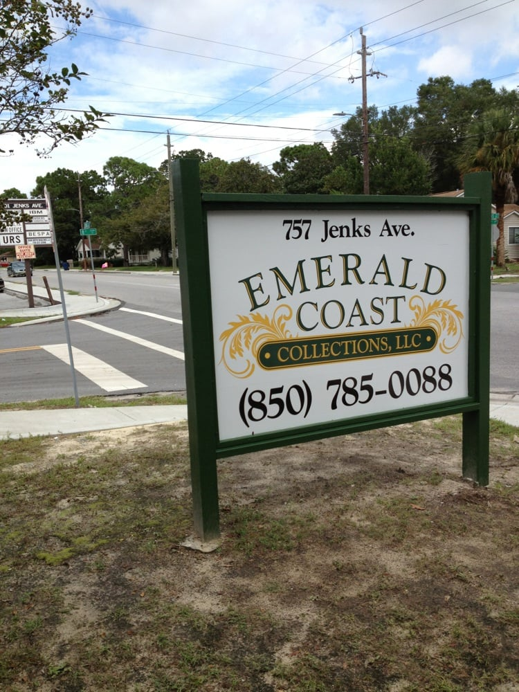 Emerald Coast Collections: 1213 Main St, Chipley, FL