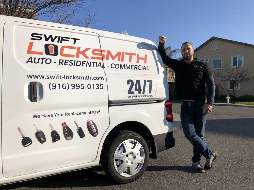 Swift Locksmith: 2514 Key West Way, Sacramento, CA
