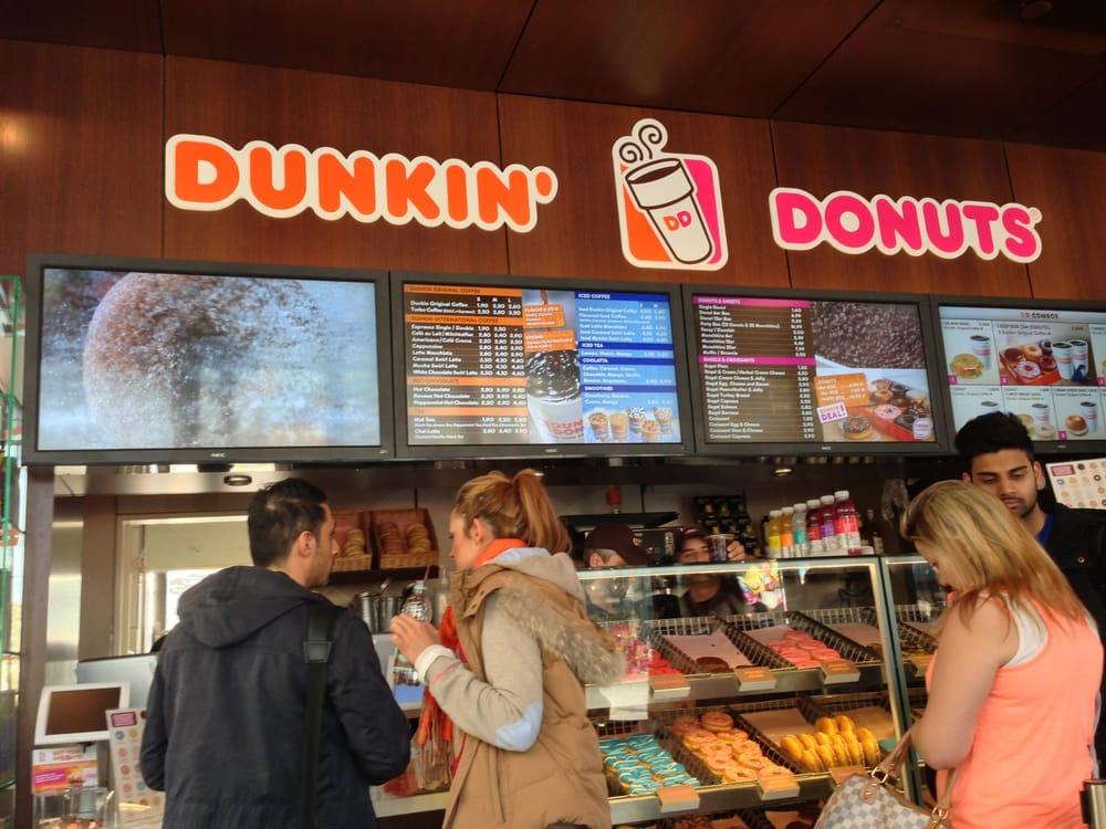 dunkin donuts 31 photos 56 reviews donuts zeil 94. Black Bedroom Furniture Sets. Home Design Ideas