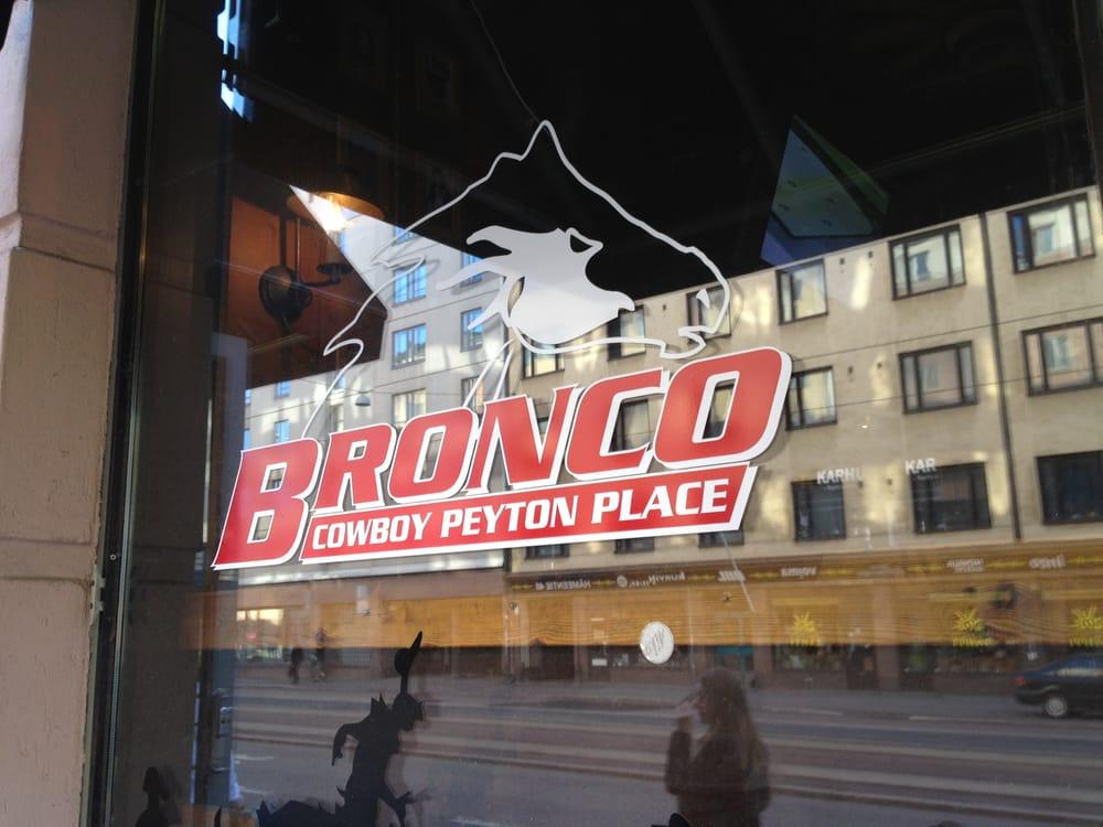 Venue Bar Bronco Sörnäinen in Helsinki