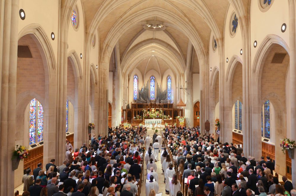 The Cathedral of St. Philip: 2744 Peachtree Rd NW, Atlanta, GA