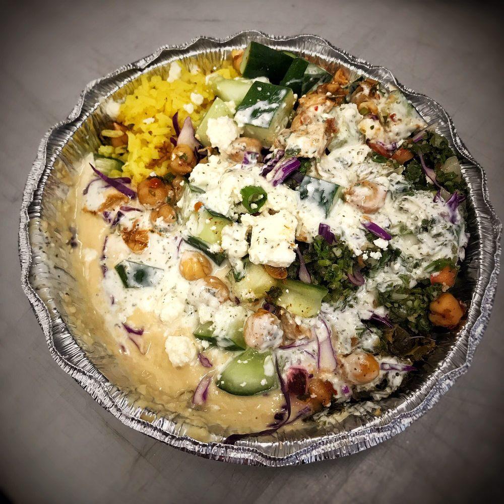 Hummus Xpress: 930 W Broadway Rd, Tempe, AZ