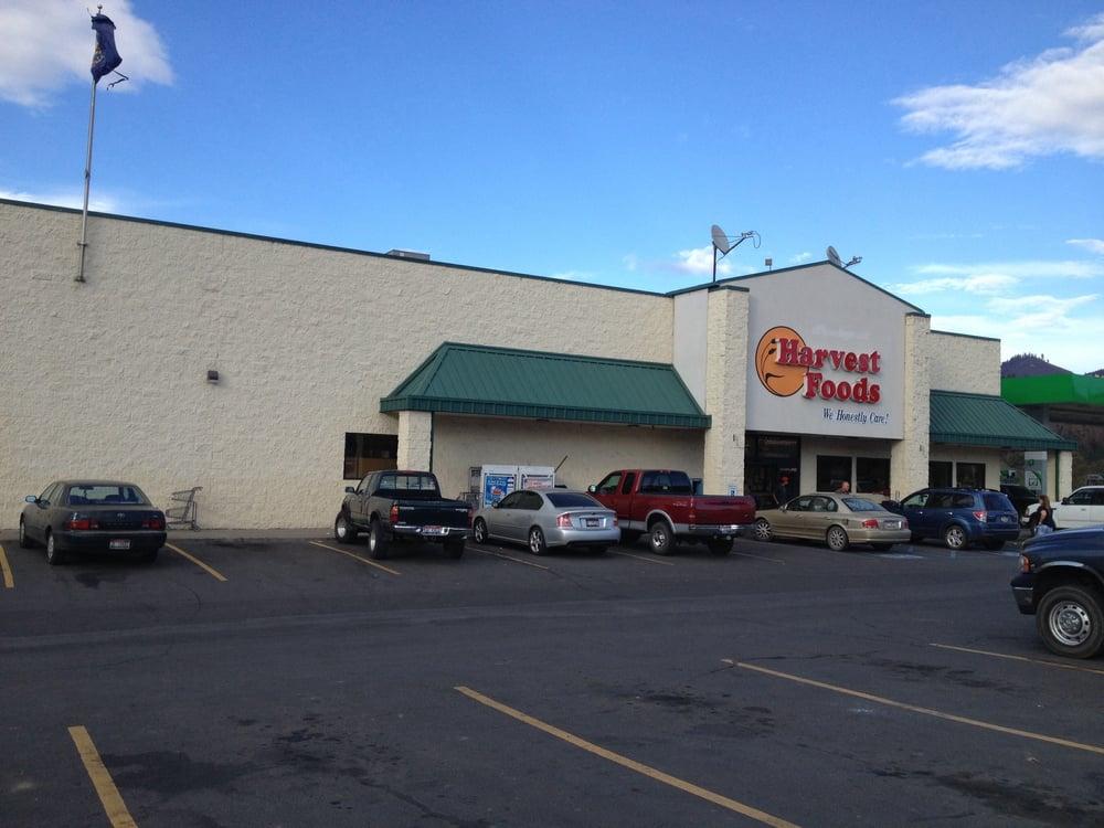 Cloninger's Harvest Foods: 508 3rd St, Kamiah, ID