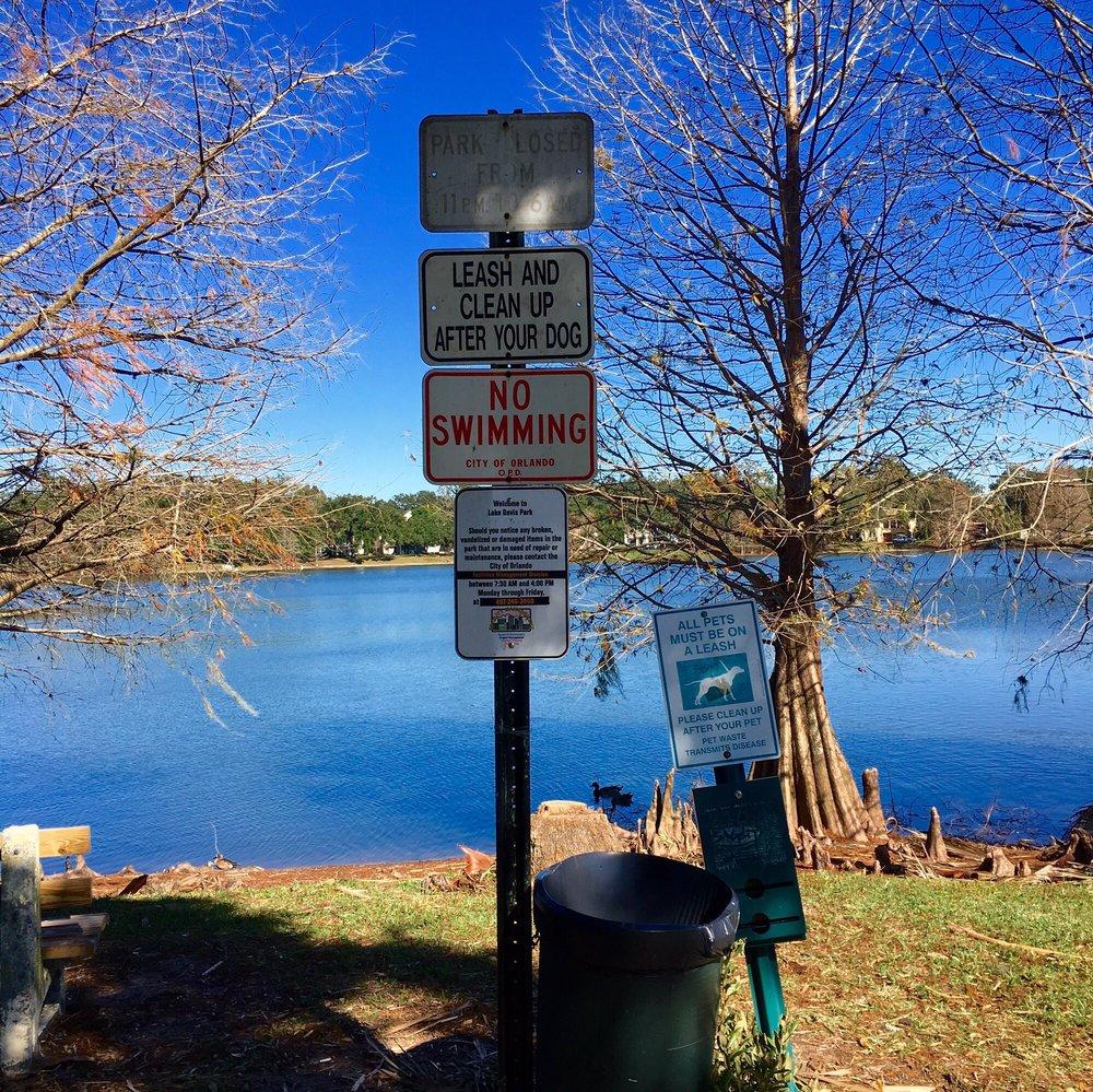 Lake Davis Park