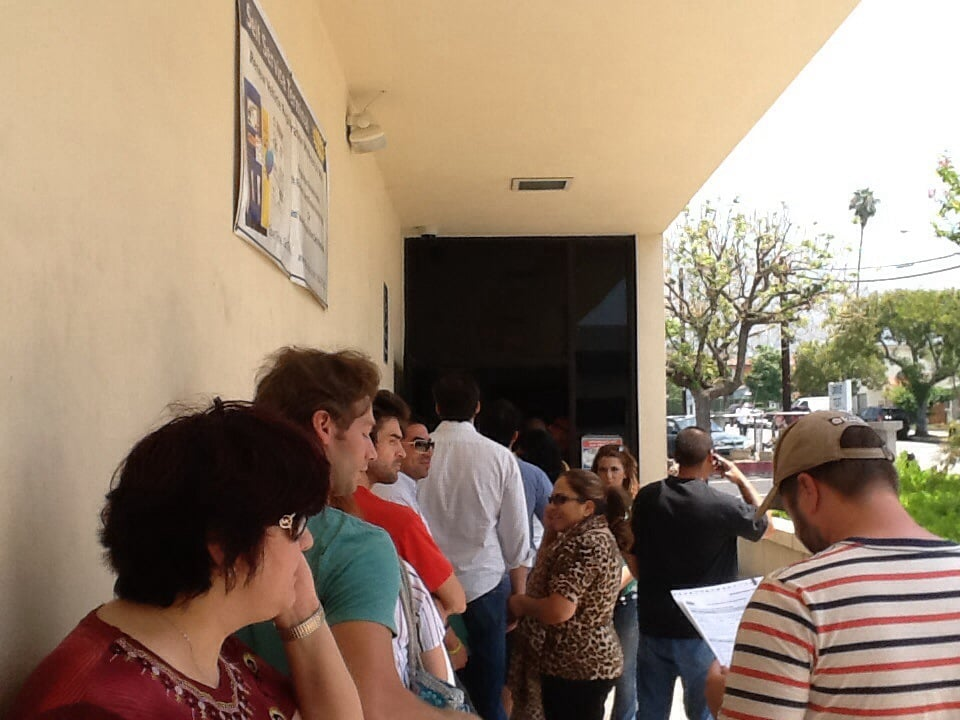 Tha lines yelp for Department of motor vehicles glendale ca