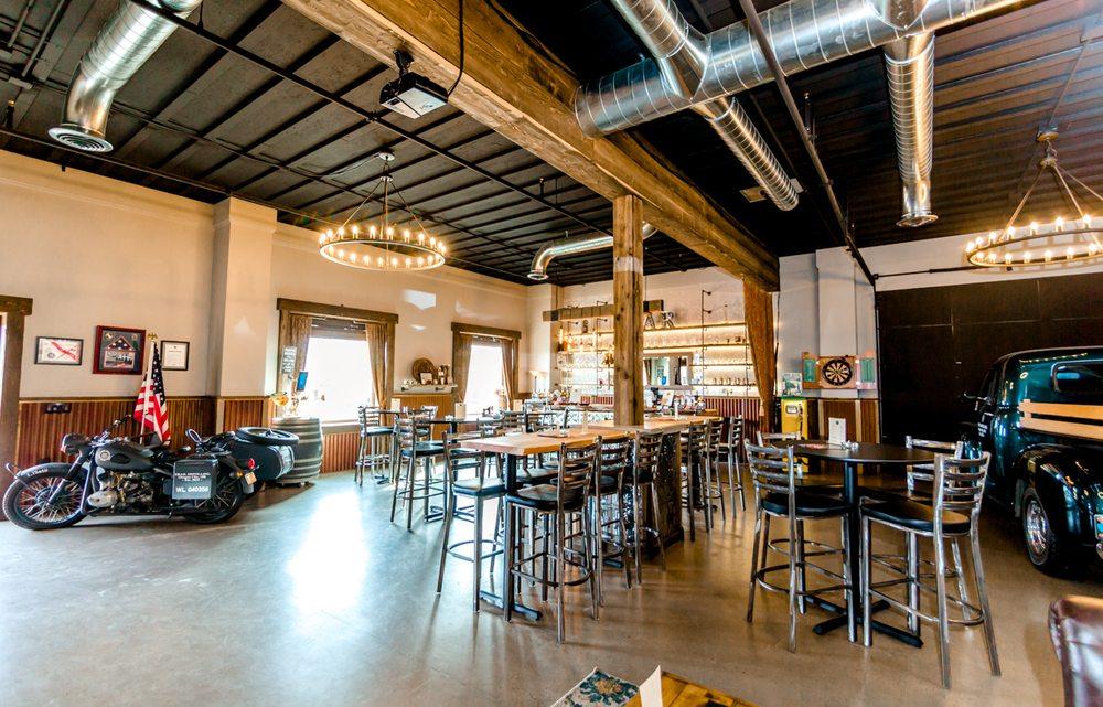 Trail Distilling: 21553 S Hwy 213, Oregon City, OR