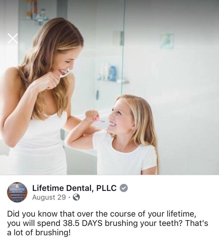Lifetime Dental: 910 Medallion Dr, Greenwood, MS