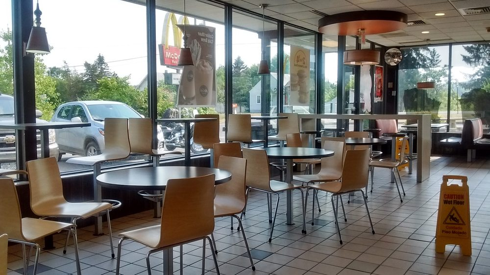 McDonald's: 8644 State Hwy 22, Granville, NY