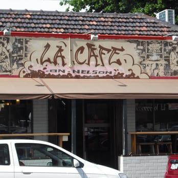 La Cafe Balaclava Menu