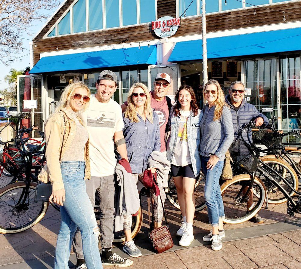 Bike and Kayak Tours