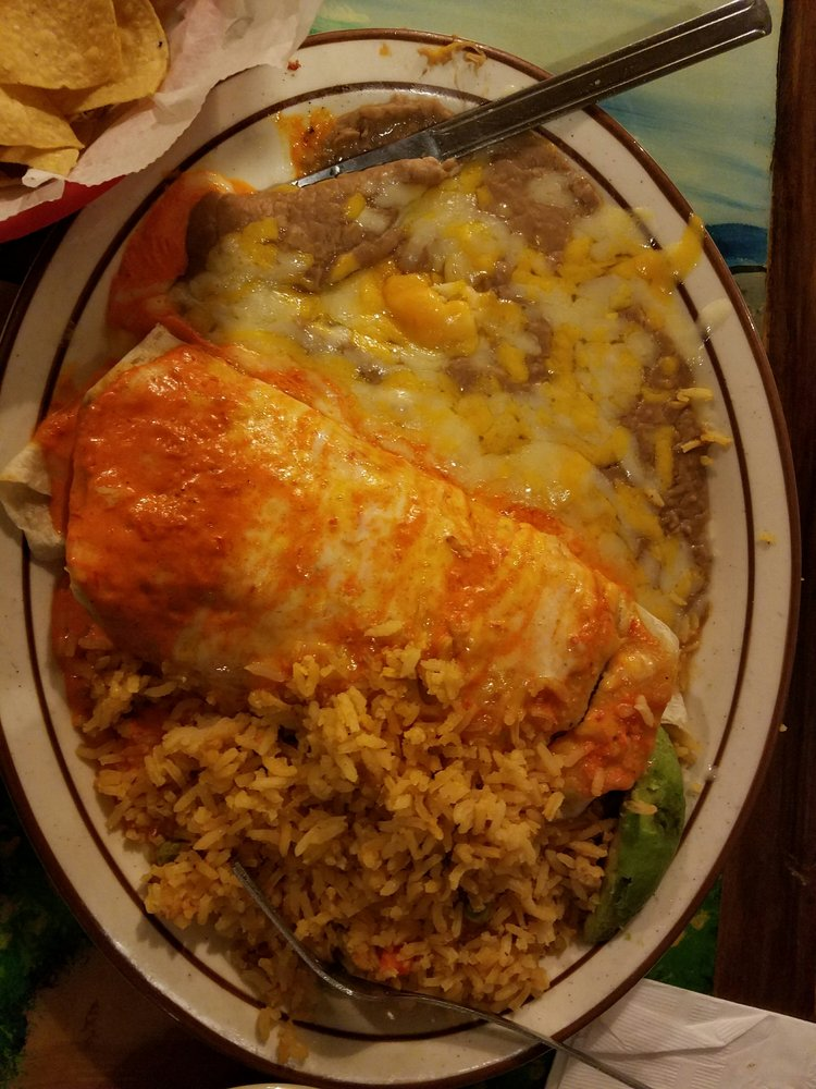 Los Corrales Family Mexican Restaurant: 845 E White Mountain Blvd, Pinetop, AZ